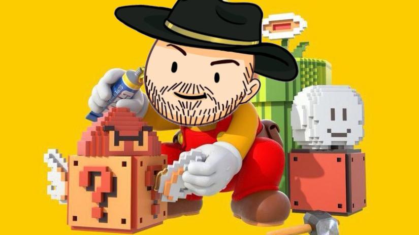 3.5 Geeks Mario Marker
